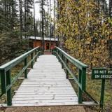 No Running on the Bridge
