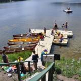 paddle-dock